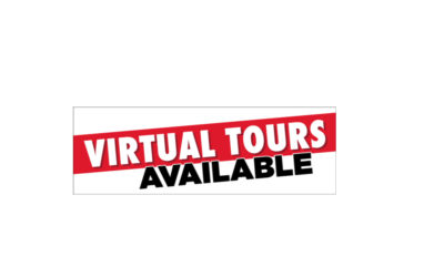 Virtual Tours Available Today