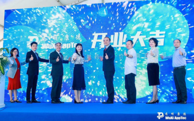 Grand Opening of New R&D Center in China