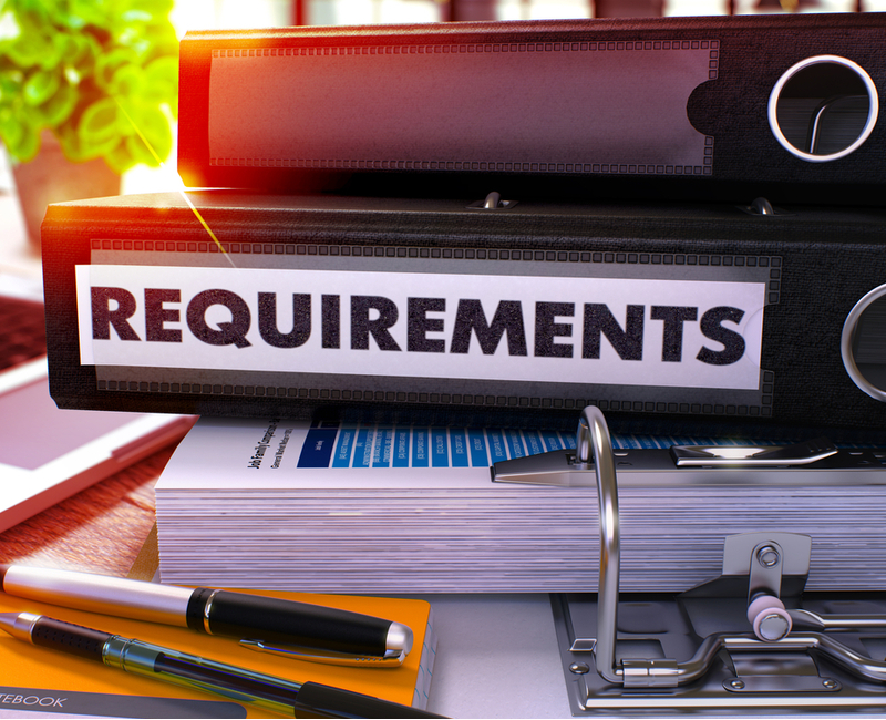 Differences in regulatory requirements
